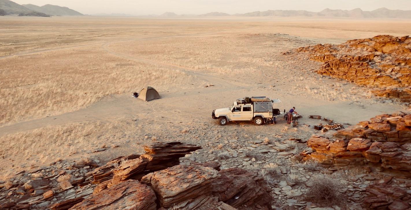 Impressions de voyage de Nicole & Jean-Pierre – Auto tour avec partie guidée en camps de toile & lodges, Sept 2018