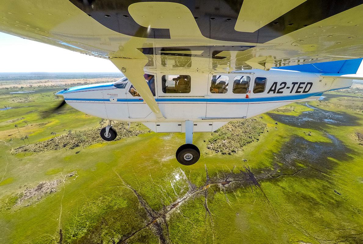 Impressions de voyage de Benoît & sa famille , Fly-in Botswana – Août 2019
