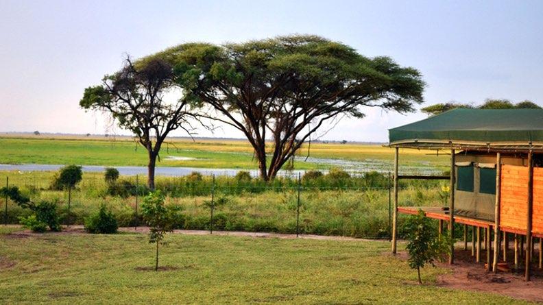 Chobe Enclave